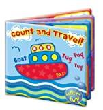 Bath Book Count and Travel