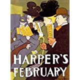 Harper's February (Print On Demand)