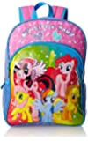 FAB Starpoint Little Girls'  My Little Pony  16 Inch Backpack