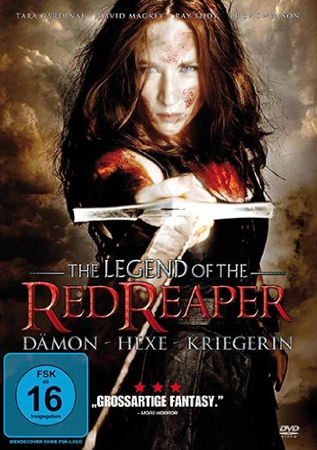The Legend of the Red Reaper - Dämon, Hexe, Kriegerin