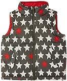 Hatley Little Boys Little Boys Reversible Puffer Vest Bright Stars