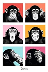 Posterboy 'Chimps' Poster