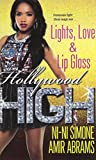 img - for Lights, Love & Lip Gloss (Turtleback School & Library Binding Edition) (Hollywood High) book / textbook / text book