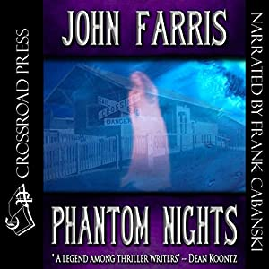 Phantom Nights Audiobook