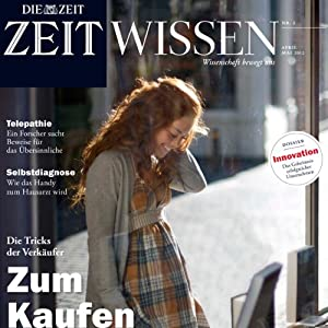 ZeitWissen, April / Mai 2012 Audiomagazin