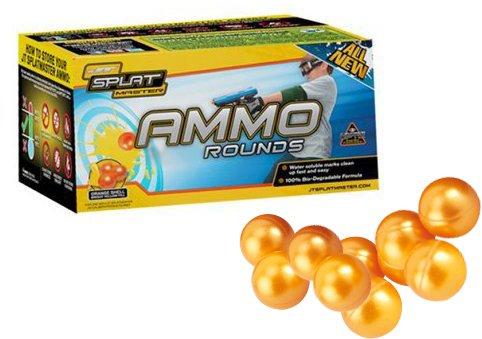 Jt Splatmaster 8000Ct Paintball Ammo - Orange