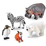 Learning Resources Jumbo Zoo Animals