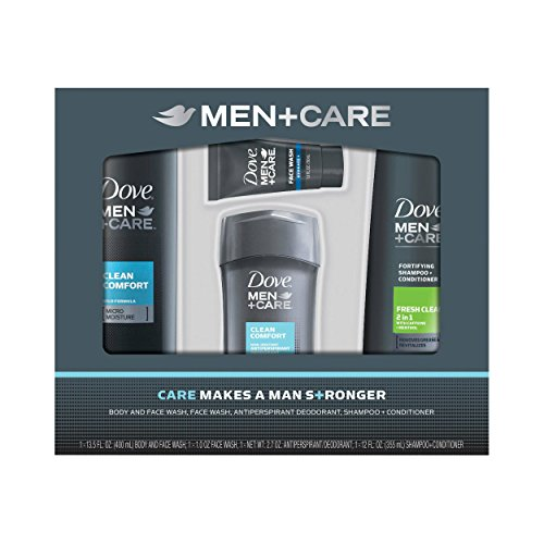Dove Men + Care Clean Comfort Gift Box