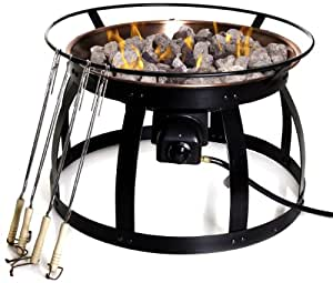 Camp Chef Fp29TG 29-Inch Propane Fire Pit