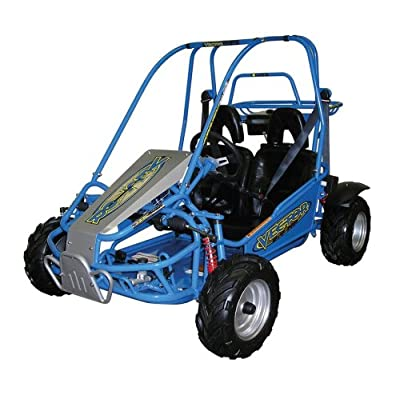 American SportWorks Vector 169cc 6-Horsepower Full-Suspension Go-Kart