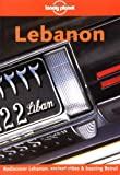 img - for Lonely Planet Lebanon book / textbook / text book