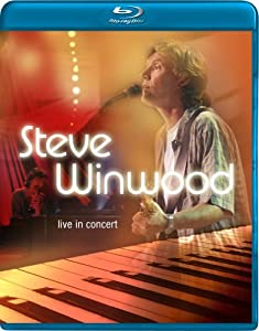 Steve Winwood: Live in Concert [Blu-ray]