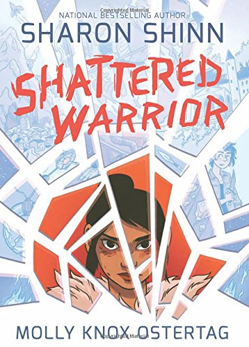 Book Cover: Shattered Warrior