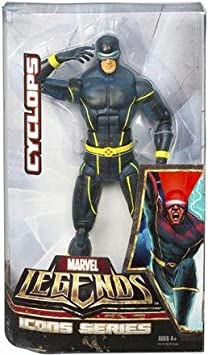 Marvel Legends Icons Series - Cyclops by Hasbro (English Manual)