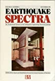img - for Earthquake Spectra: The Professional Journal of the Earthquake Engineering Research Institute: Volume 12, Number 4, November 1996: Theme Issue: Repair and Rehabilitation Research for Seismic Resistance of Structures book / textbook / text book