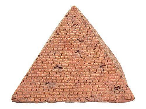 Ancient Great Pyramid Ruins Aquarium Ornament Fish Tank Decoration