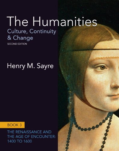 The Humanities: Culture, Continuity and Change, Book 3:...
