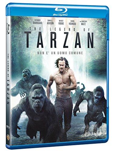 The Legend of Tarzan (Blu-Ray)