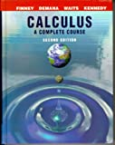 Calculus: A Complete Course (2nd Edition) (0201441403) by Finney, Ross L.