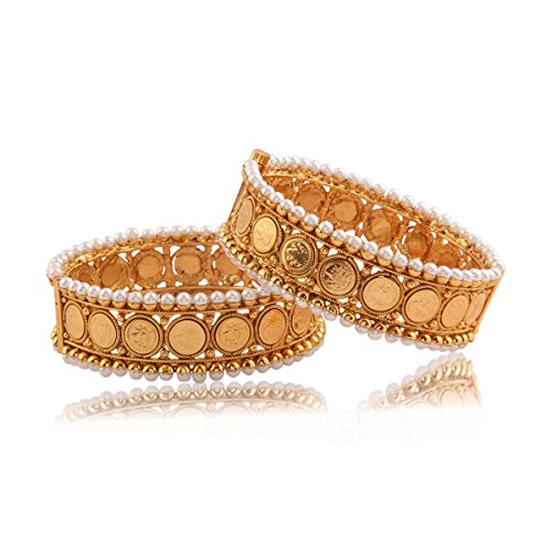 adwitiya-24k-gold-plated-royal-gold-coins-and-pearl-studded-temple-bangle-set-for-womens