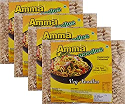 Amma Vegetable Noodles - 4 x 450 gms