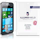 iLLumiShield - Samsung ATIV S Neo Screen Protector Japanese Ultra Clear HD Film with Anti-Bubble and Anti-Fingerprint - High Quality (Invisible) LCD Shield - Lifetime Replacement Warranty - [3-Pack] OEM / Retail Packaging