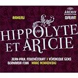 echange, troc  - Jean-Philippe Rameau : Hippolyte et Aricie