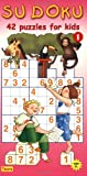 img - for Sudoku. 42 puzzles for kids. Book 1 book / textbook / text book