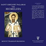 img - for Saint Gregory Palamas: The Homilies book / textbook / text book