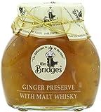 Mrs Bridges Ginger Preserve with Malt Whisky, 12 Ounce