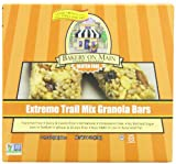 Bakery On Main Extreme Trail Mix, Gluten Free Granola Bars, 5 bars per box (Pack of 6)