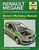 Renault Megane Service and Repair Manual (Haynes Service and Repair Manuals) by Brian Close (2014-10-31)