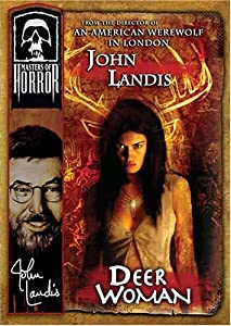 "Cover of ""Masters of Horror - Deer Woman&..."