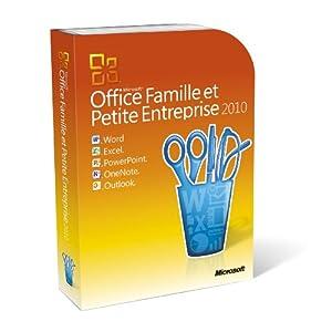 Bon plan microsoft office 2010 famille et petite - Office famille et petite entreprise 2010 ...