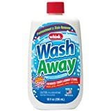 Whink Wash Away Laundry Stain Remover, 10-Ounce Bottle (Pack of 6)