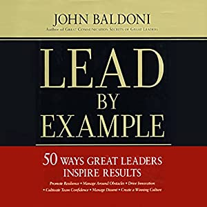 Lead by Example Audiobook