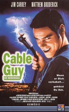 Cable Guy - Die Nervensäge [VHS]