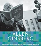 Allen Ginsberg CD Poetry Collection