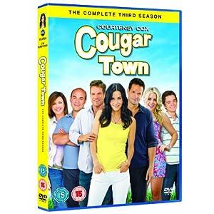 Cougar Town - Season 3 [Import anglais]