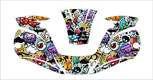 MILLER-digital-ELITE-257213-WELDING-HELMET-WRAP-DECAL-STICKER-jig-welder-Graffiti-1