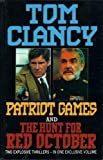 Tom Clancy Patriot Games and The Hunt for Red October