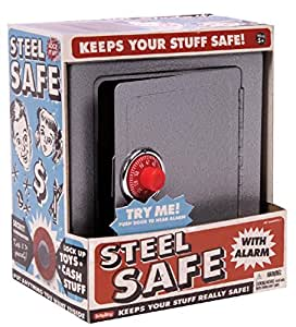 Schylling Steel Safe with Alarm