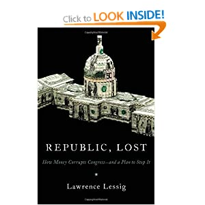 Republic, Lost - Laurence Lessig