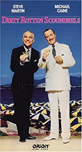 Dirty Rotten Scoundrels [VHS]