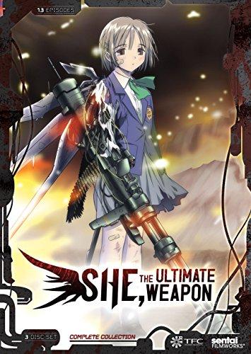 最終兵器彼女:コンプリート・コレクション 北米版 / She the Ultimate Weapon [DVD][Import]
