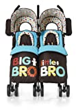 Cosatto You2 Twin Stroller (Big & Little Bro)