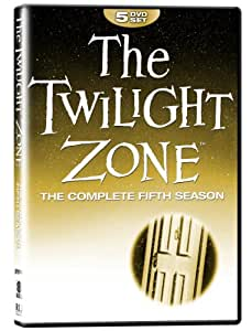 Twilight Zone: Season 5 (Remastered)