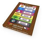 Einzigartige-Masala-Rucherstbchen-im-Set-mit-8-Duftrichtungen-Guru-Wisdom-Mantra-Mandala-Yoga-7-Chakras-Nirvana-Srishti-Premium-Spiritual-Collection-Agarbathi-zur-Meditation-und-zum-Entspannen-in-der-