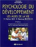 Psychologie du du développement