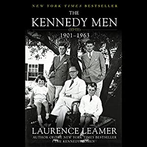 The Kennedy Men Audiobook